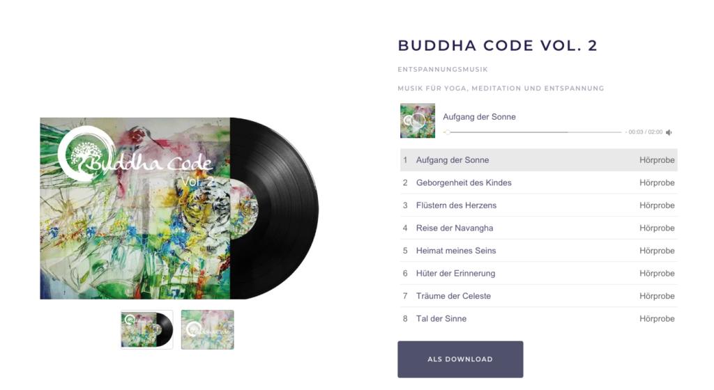 Buddha Code Vol 2