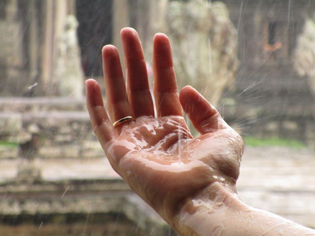 Chi Heilung mit der Hand