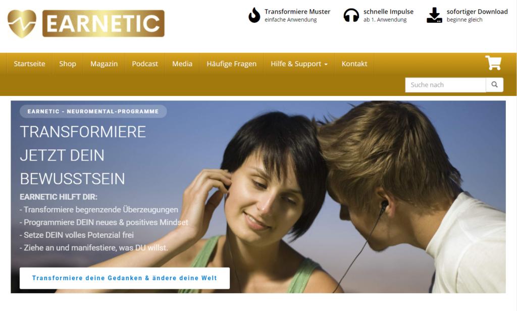 earnetic-shop-kurse-programme